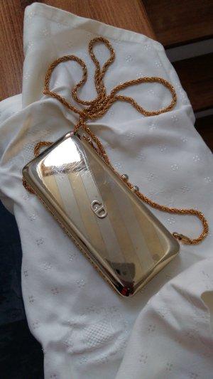 Minitasje zilver-goud