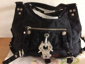 George Gina & Lucy Bag black-silver-colored