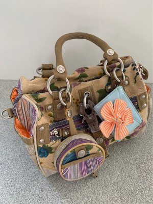 George Gina & Lucy Handbag multicolored synthetic material