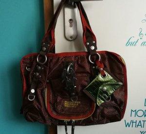 George Gina & Lucy Handbag multicolored nylon
