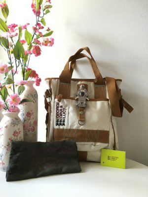 George Gina & Lucy Handbag cream-brown