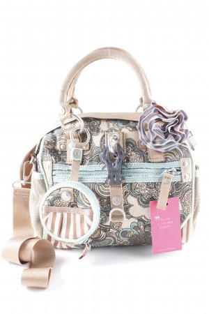 George Gina & Lucy Handtasche abstraktes Muster Casual-Look