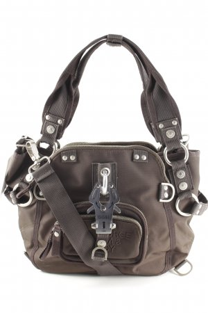 George Gina & Lucy Handbag bronze-colored-dark brown casual look
