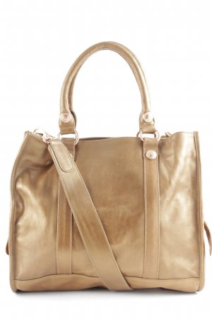 George Gina & Lucy Handbag bronze-colored classic style