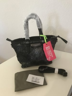 George Gina & Lucy Handbag multicolored leather