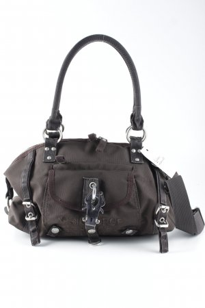 George Gina & Lucy Bolso gris verdoso look casual