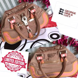 George , Gina & Lucy Handtasche Limited Edition