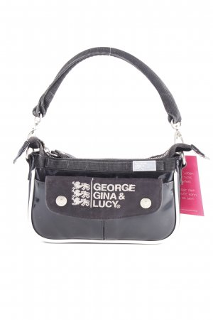 George Gina & Lucy Handtas veelkleurig casual uitstraling