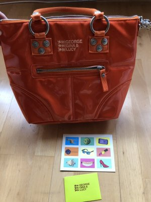 George Gina & Lucy Handbag orange