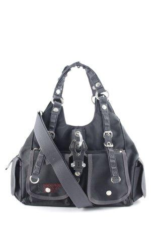 George Gina & Lucy Handbag black-dark grey casual look