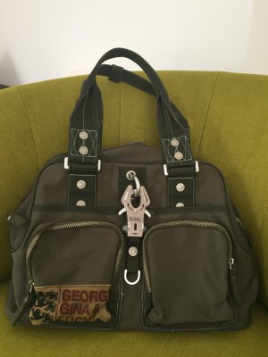 George Gina & Lucy Carry Bag green grey