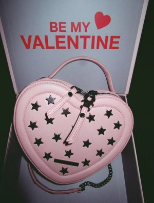 George Gina Lucy Heart Bag