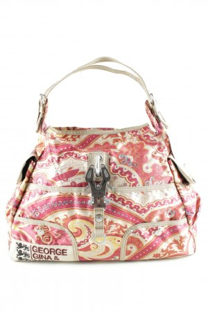 George Gina & Lucy Carry Bag abstract pattern extravagant style