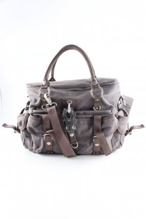 "George Gina & Lucy Carry Bag ""Balcony Jackson"" dark brown"