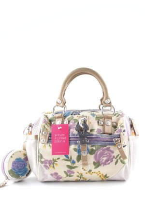 George Gina & Lucy Carry Bag flower pattern extravagant style