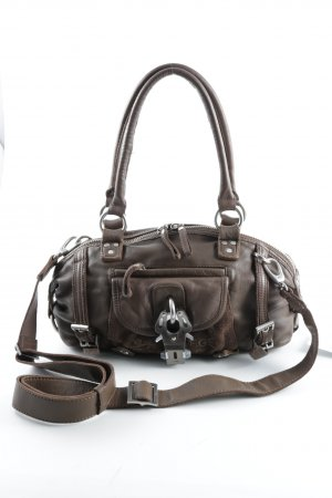 George Gina & Lucy Carry Bag brown casual look