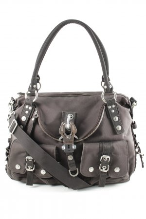 """George Gina & Lucy Carry Bag """"Daisy Saddle"""" brown"""