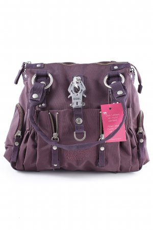 George Gina & Lucy Carry Bag dark violet casual look