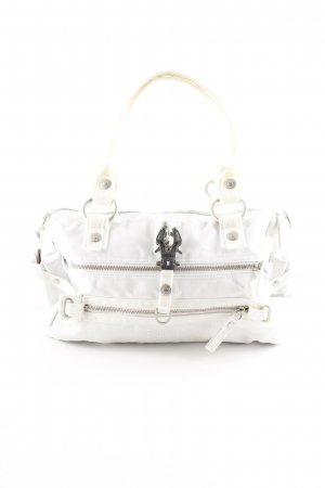 "George Gina & Lucy Carry Bag ""Freds Gal"" white"