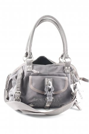 George Gina & Lucy Carry Bag grey-silver-colored casual look