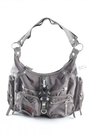 George Gina & Lucy Carry Bag grey brown casual look