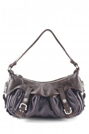 George Gina & Lucy Carry Bag grey violet casual look