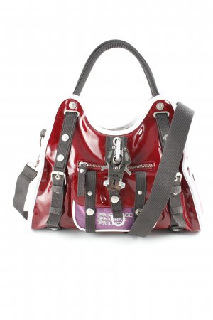 George Gina & Lucy Carry Bag carmine-lilac extravagant style