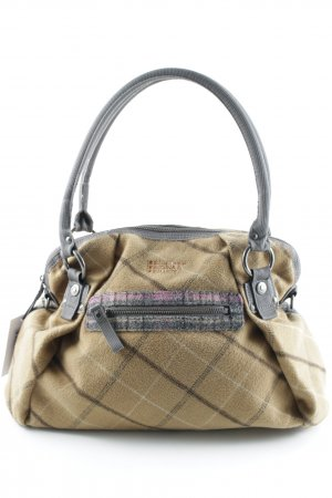 George Gina & Lucy Carry Bag check pattern casual look