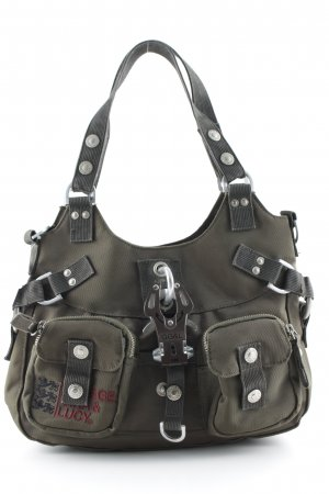 George Gina & Lucy Carry Bag olive green classic style
