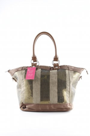 George Gina & Lucy Carry Bag striped pattern casual look