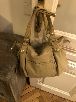 George Gina & Lucy Carry Bag beige leather