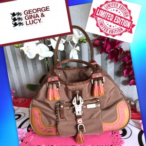 George , Gina & Lucy  - Limited Edition - Handtasche