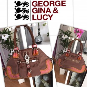 George , Gina & Lucy - Limited Edition -Handtasche