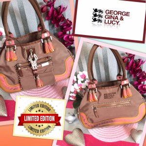 George , Gina & Lucy - Limited Edition - Tasche