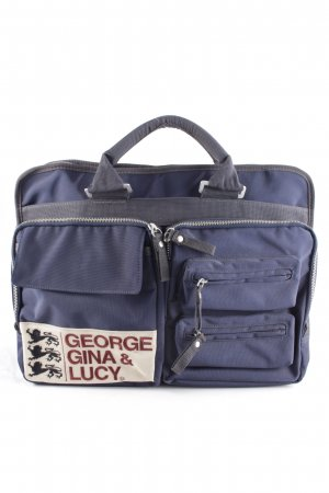 George Gina & Lucy Sacoche d'ordinateur multicolore style d'affaires