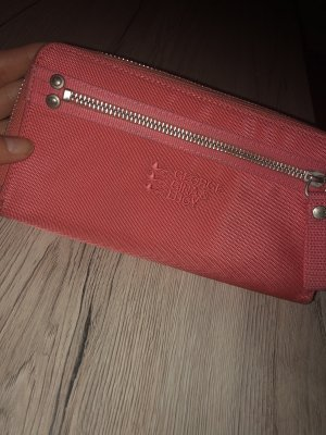 George Gina & Lucy Wallet salmon