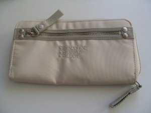 George Gina & Lucy Portefeuille beige clair nylon
