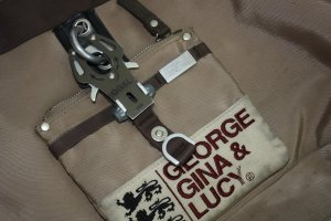 "George Gina & Lucy Shopper ""Bakerboy"""