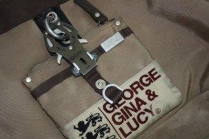 George Gina & Lucy Shopper veelkleurig