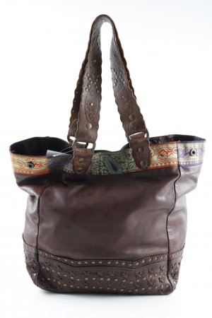 George Gina & Lucy Shopper brown casual look