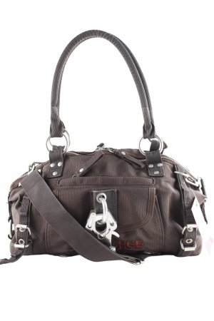George Gina & Lucy Shopper dunkelbraun-braunrot Casual-Look
