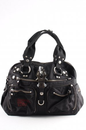 George Gina & Lucy Shopper schwarz Casual-Look