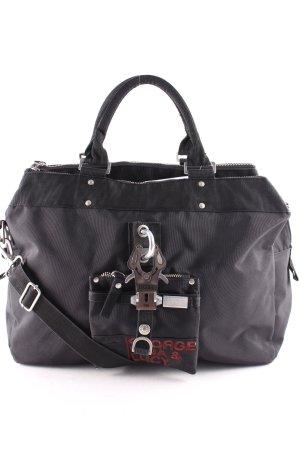 George Gina & Lucy Shopper schwarz extravaganter Stil