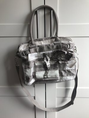 George Gina & Lucy Carry Bag light grey-white