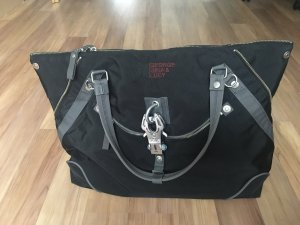 George Gina & Lucy Bolso negro-gris