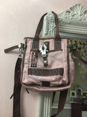 George Gina & Lucy Carry Bag rose-gold-coloured-pink