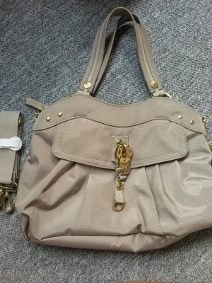 George Gina & Lucy Handbag oatmeal-gold-colored