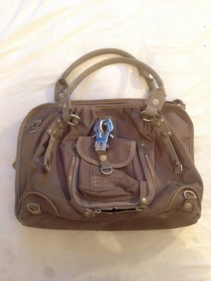 George Gina & Lucy Carry Bag grey brown