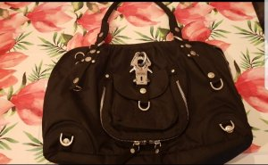 George Gina & Lucy Carry Bag black polyester