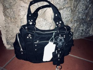 George Gina & Lucy Handbag black synthetic